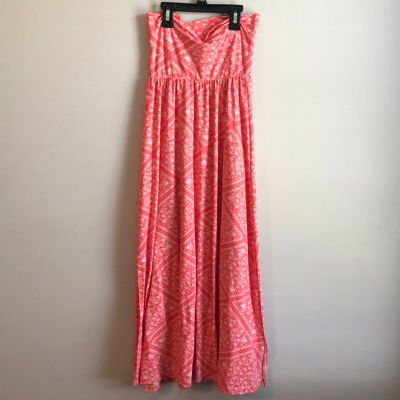 Poof! Dresses & Skirts - Pink maxi skirt